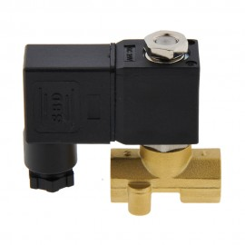 DN80 12VDC Wafer Electric Butterfly ValveGG25-Cast iron-EPDM - BFLW