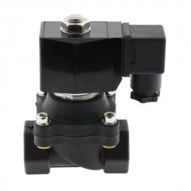 DN80 12VDC Wafer Electric Butterfly ValveGGG40-Cast iron-EPDM - BFLW