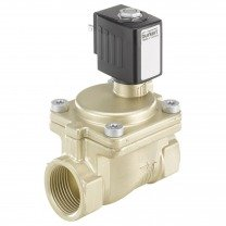 2-way solenoid valves