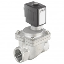 stainless steel solenoid valves