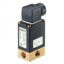 3-way brass solenoid valves