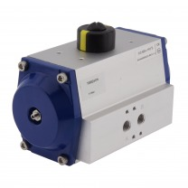 pneumatic actuators (ISO 5211)