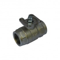 Ball valve ISO-Top