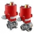 S/S Electric Ball Valve