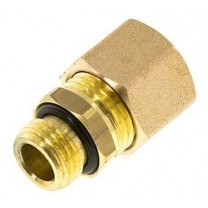 compression fittings with two connections