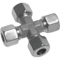 cross compression fittings