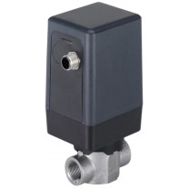 actuated globe valves for flow and process control
