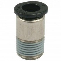inner hex straight push-in male thread fittings