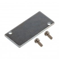 blanking plate for manifolds