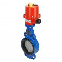 electric stainless steel butterfly valves