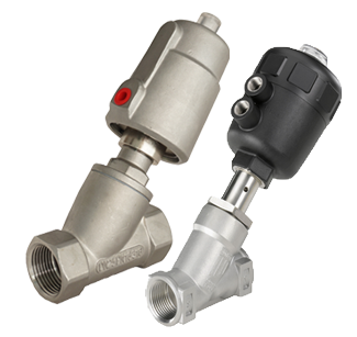 examples of angle seat piston valves