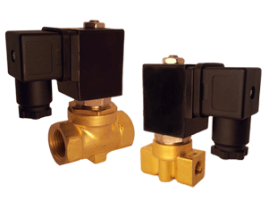 Solenoid valve type differences | Tameson on