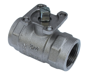 ISO-top ball valve